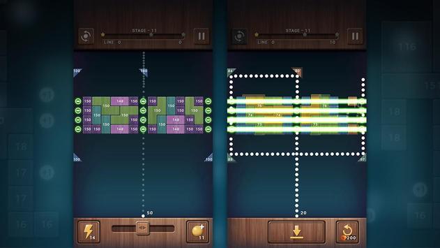 Swipe Brick Breaker: The Blast screenshot 21