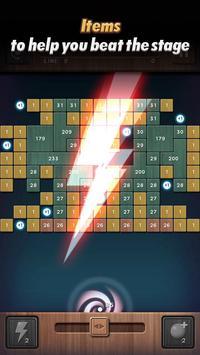 Swipe Brick Breaker: The Blast screenshot 4
