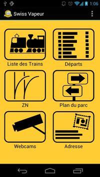 Swiss Vapeur 포스터