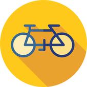 We-bike Map icon
