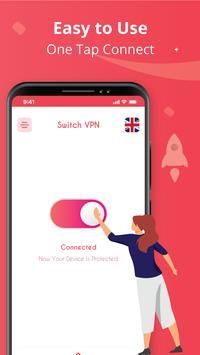Switch VPN poster