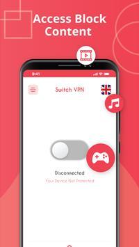 Switch VPN screenshot 3