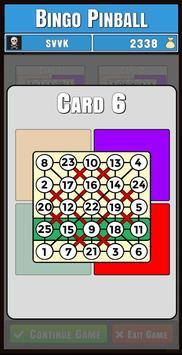 Bingo Pinball screenshot 3