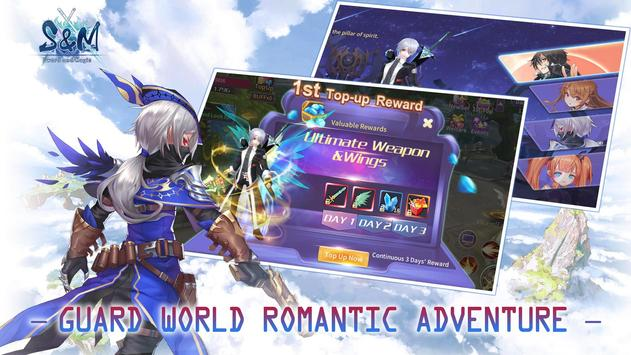 Sword and Magic:Eternal Love screenshot 5