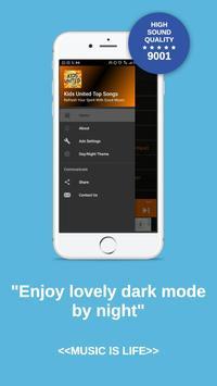 Kids United Music | All Songs + Acoustic versions screenshot 4