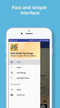 Kids United Music | All Songs + Acoustic versions screenshot 1