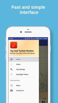 Sad Turkish Music   Melodies & Ringtones screenshot 1