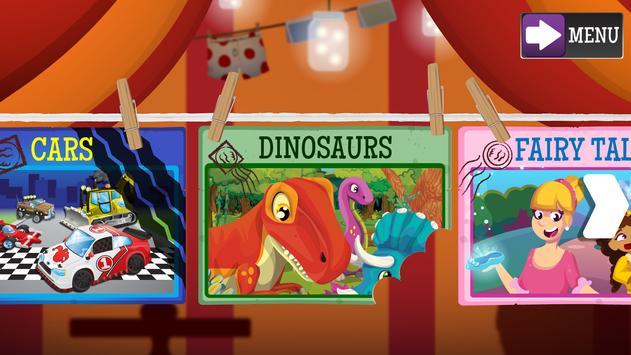 Toddler Kids Puzzles PUZZINGO screenshot 9