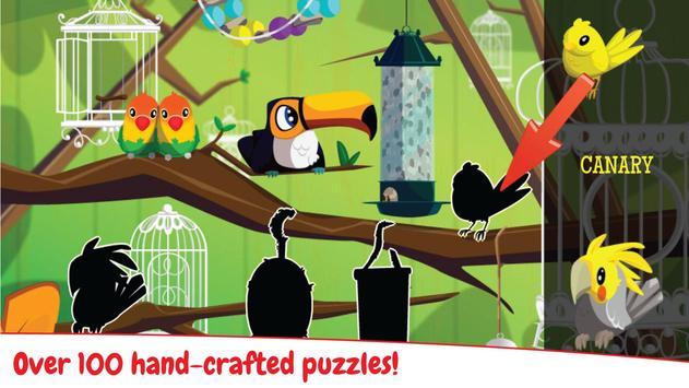 Toddler Kids Puzzles PUZZINGO poster