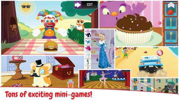 Toddler Kids Puzzles PUZZINGO screenshot 2