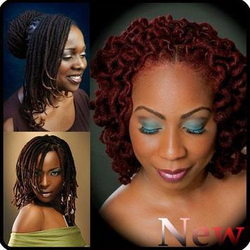 Black Woman Dreadlocks Hairstyle screenshot 5