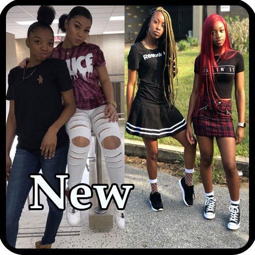 photos of black teen girls