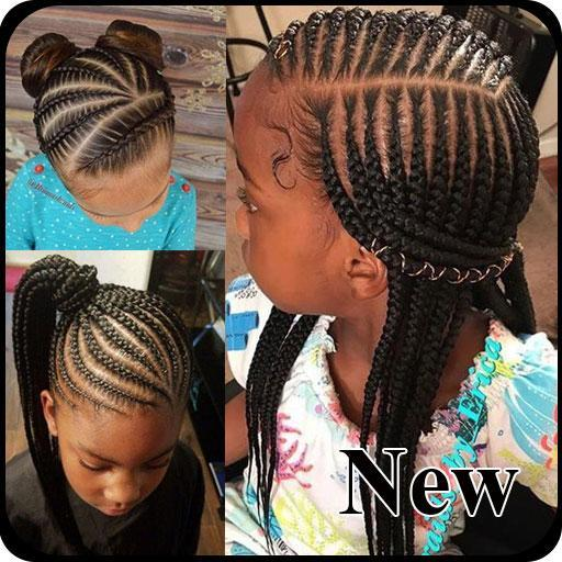 Little Girl Braids Hairstyles For Android Apk Download