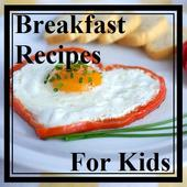 Breakfast Recipes for Kids icon