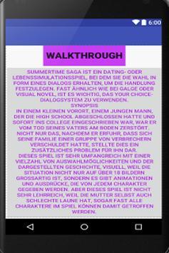 Summertime Saga Walktrough screenshot 1