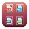 Document manager-icoon