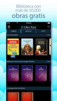 Libros y audiolibros gratis - El Libro Total poster