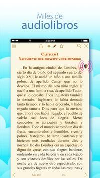 Libros y audiolibros gratis - El Libro Total screenshot 1