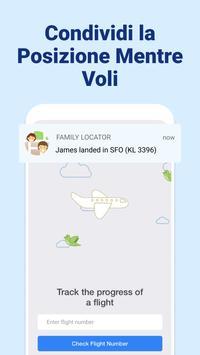 3 Schermata Localizzatore Famiglia - Localizzatore GPS