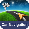 Sygic Car Connected Navigatie-icoon