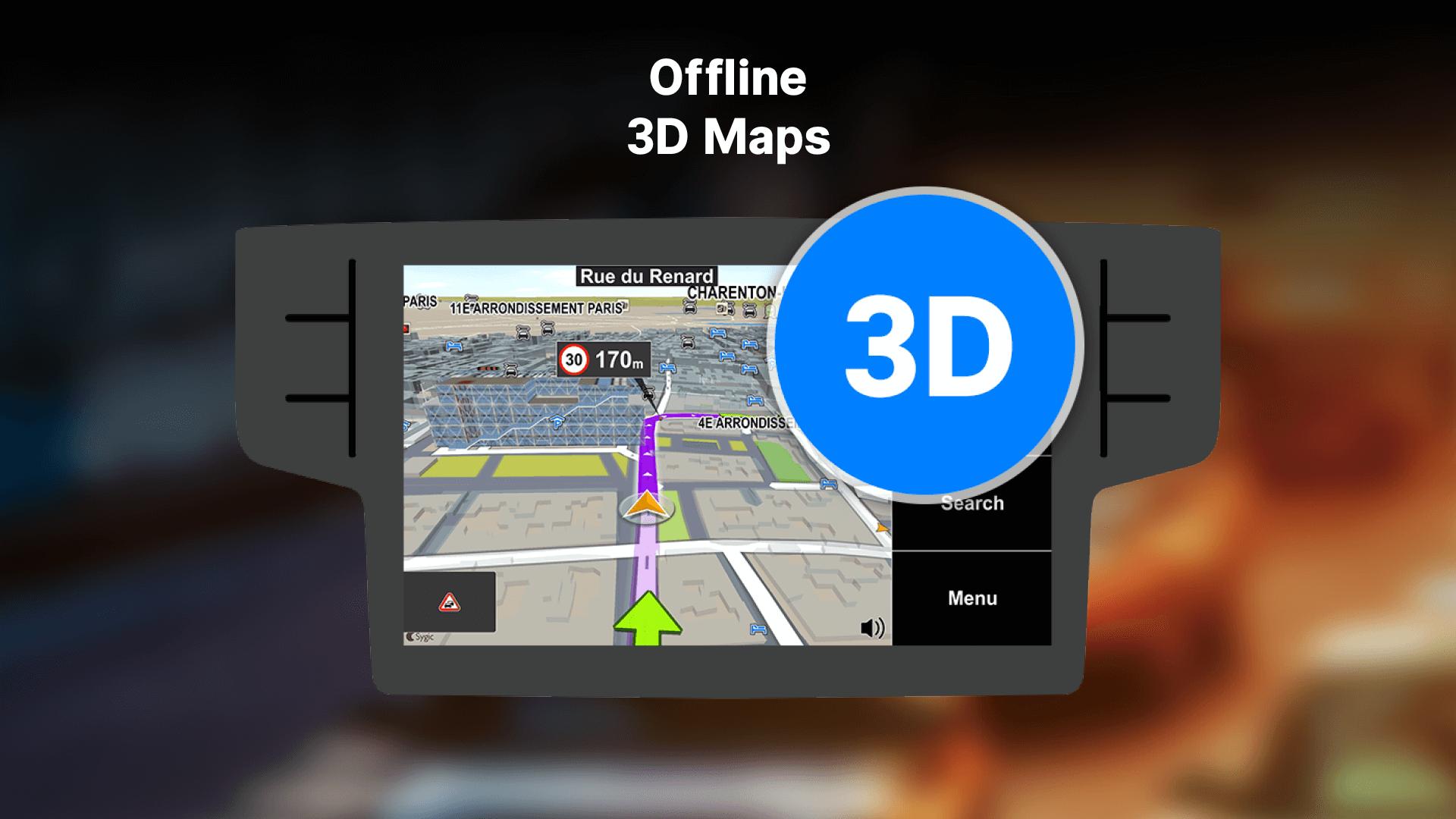 Sygic Car Connected Navigation APK 18.6.2 Download for ...