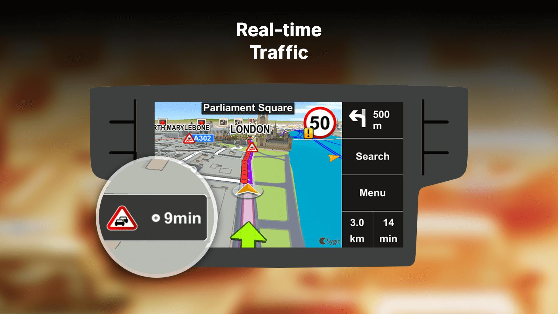 Sygic Car Connected Navigation for Android - APK Download