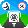 Speed Cameras & Traffic Sygic 아이콘