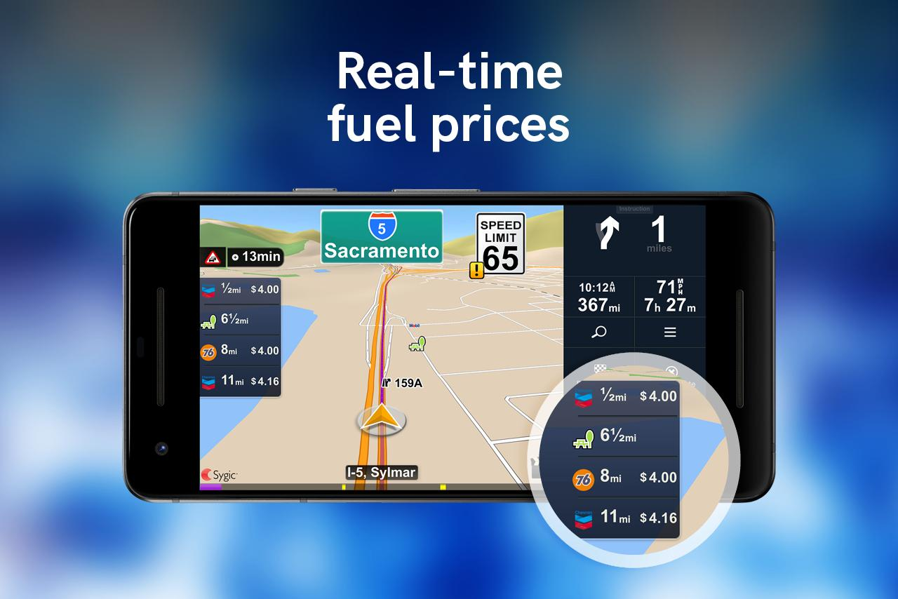 Sygic Truck for Android - APK Download