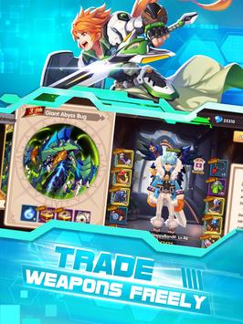 Wings of Glory: 3D MMOPRG & Trade weapons freely screenshot 11