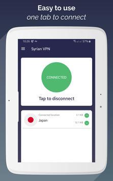Quantum VPN screenshot 4