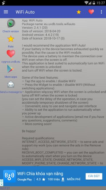 Auto Wifi Signal Booster Hotspot App for Android - APK Download