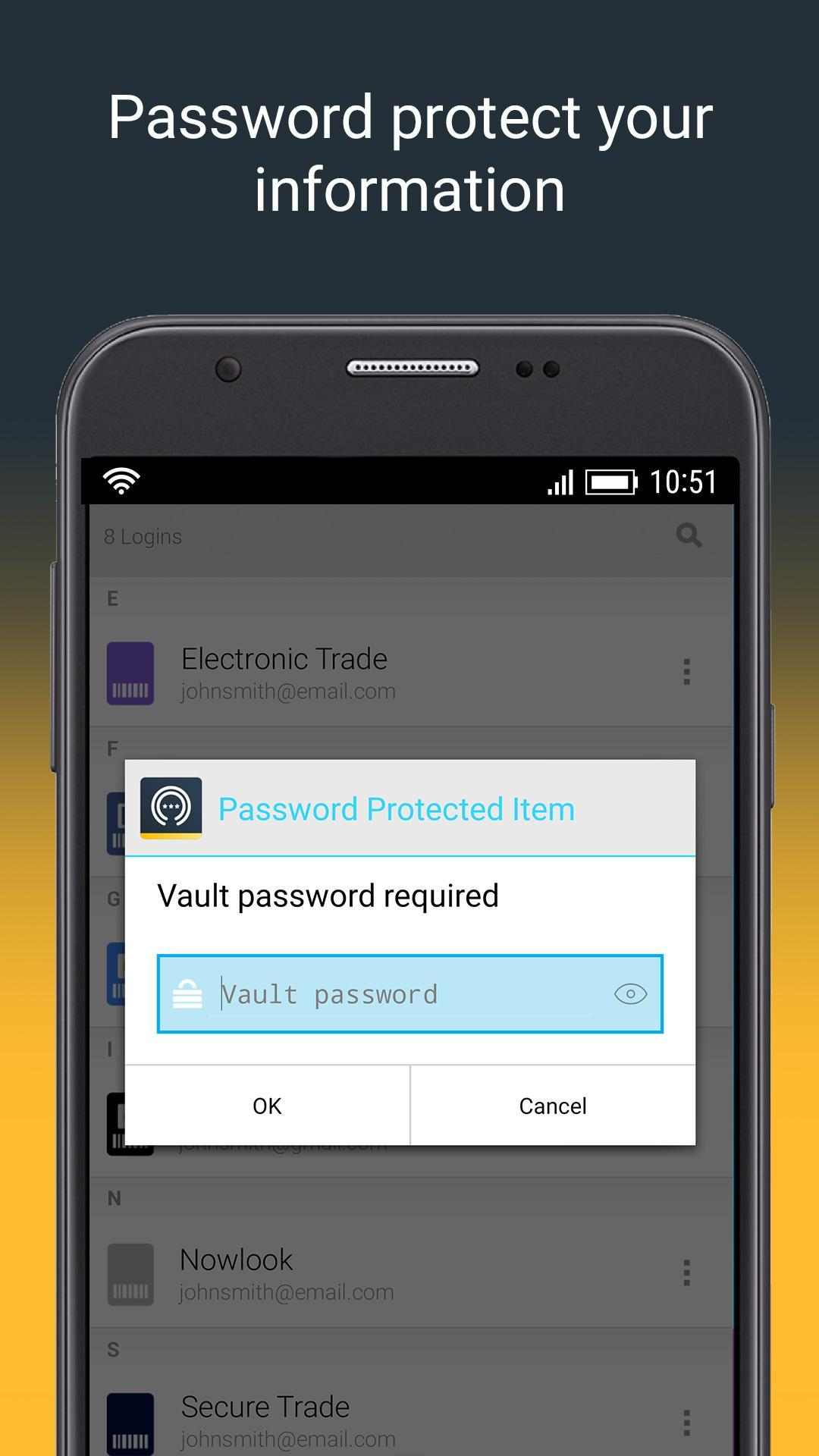 Norton Password Manager for Android - APK Download