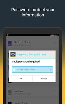 Norton Password Manager screenshot 8