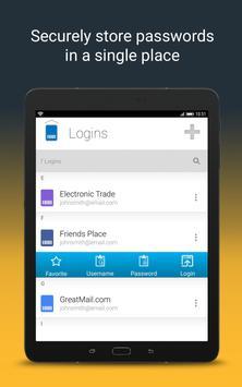 Norton Password Manager screenshot 9
