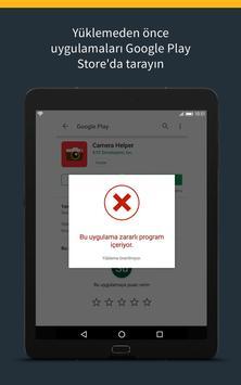 Norton Mobile Security Ekran Görüntüsü 8