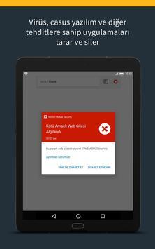 Norton Mobile Security Ekran Görüntüsü 12