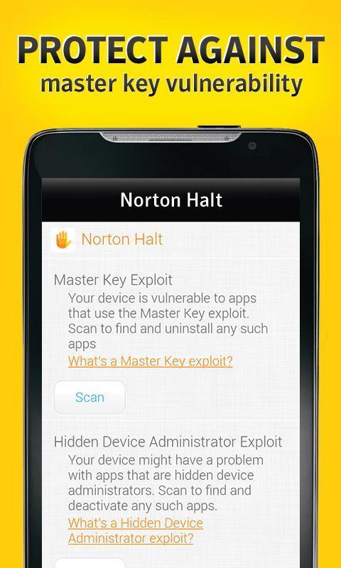Norton Halt for Android - APK Download