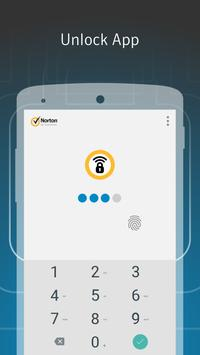 Norton App Lock screenshot 2