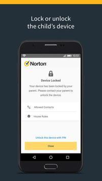 Norton Family screenshot 2