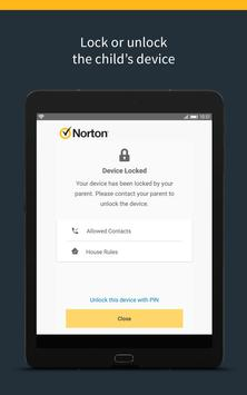 Norton Family screenshot 8