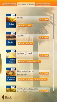 Biblical Word Challenge screenshot 4