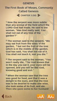 Biblical Word Challenge screenshot 6