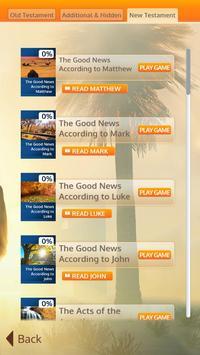 Biblical Word Challenge screenshot 7