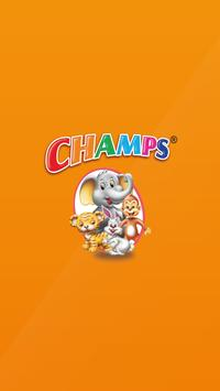 Champs Rewards poster