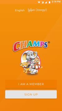 Champs Rewards screenshot 1