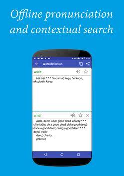 English-Indonesian Dictionary screenshot 1