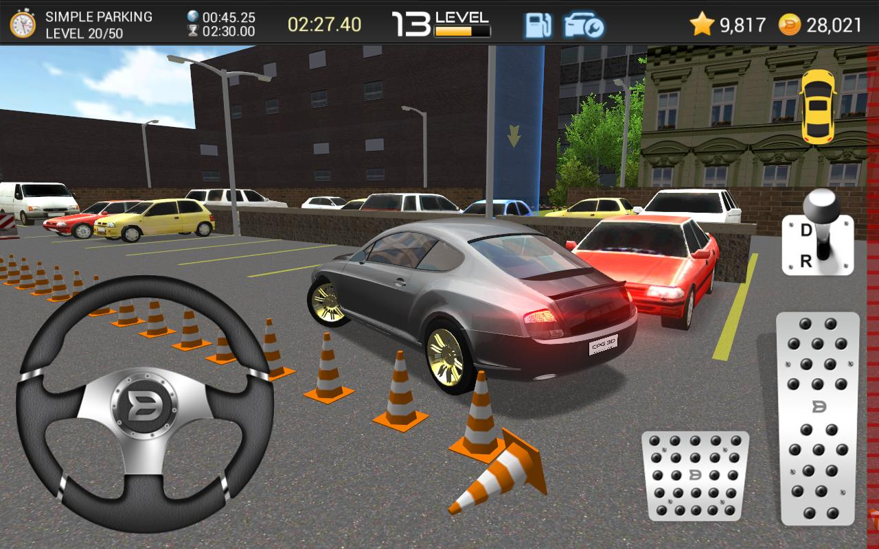 Girl car parking game 3d android free download girl car.