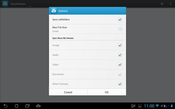 DS cloud screenshot 10