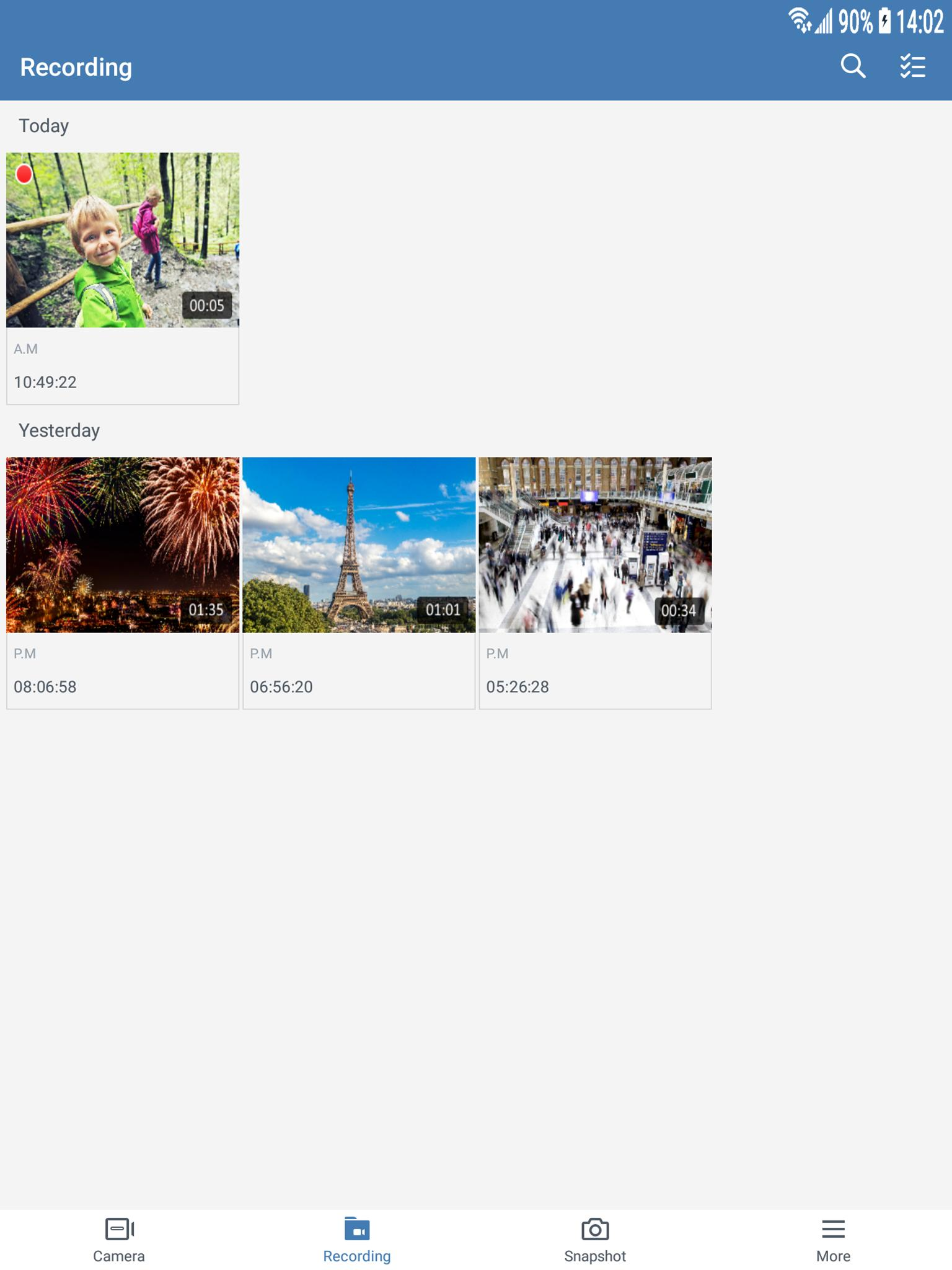 Synology LiveCam for Android - APK Download
