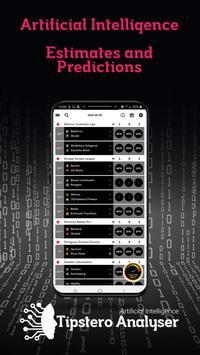 AI Football Analyser &  Stats poster